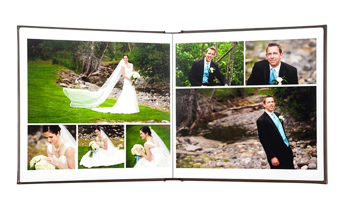 Sample Wedding Album
