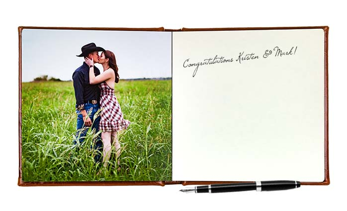 Sample Guest Book