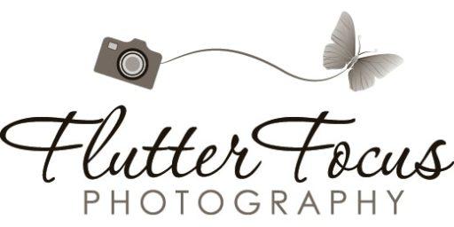 Flutter Focus Photography Logo