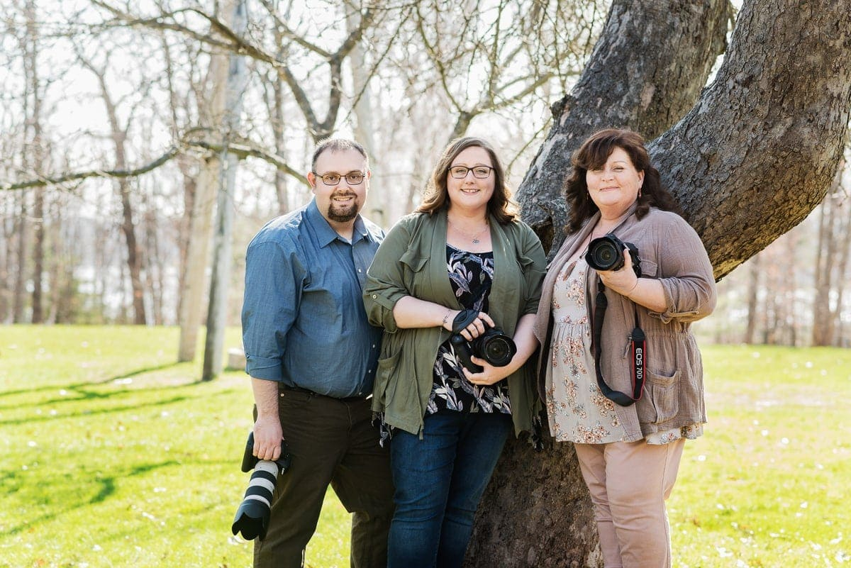 Flutter Focus Photography Team by Wohler & Co